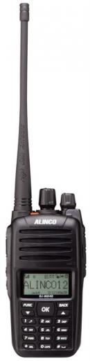 ALINCO DJ-MD-40 UHF Digital og Analog DMR/FM