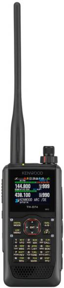 KENWOOD TH-D-74-E Digital Håndradio VHF/UHF